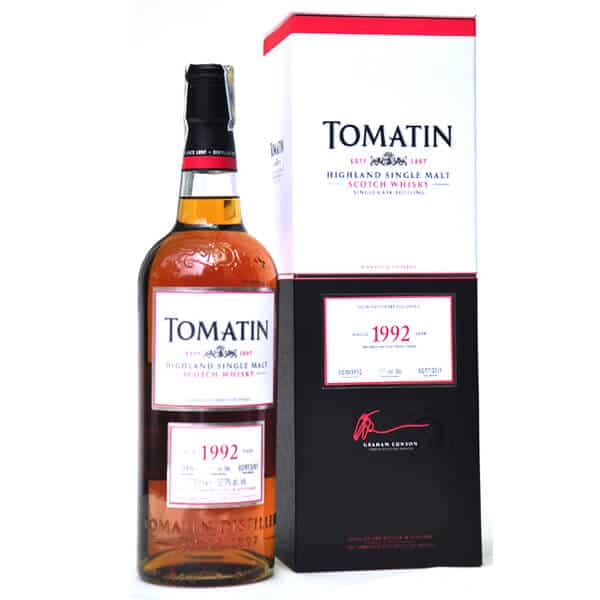 Tomatin 1992 Cask Strength